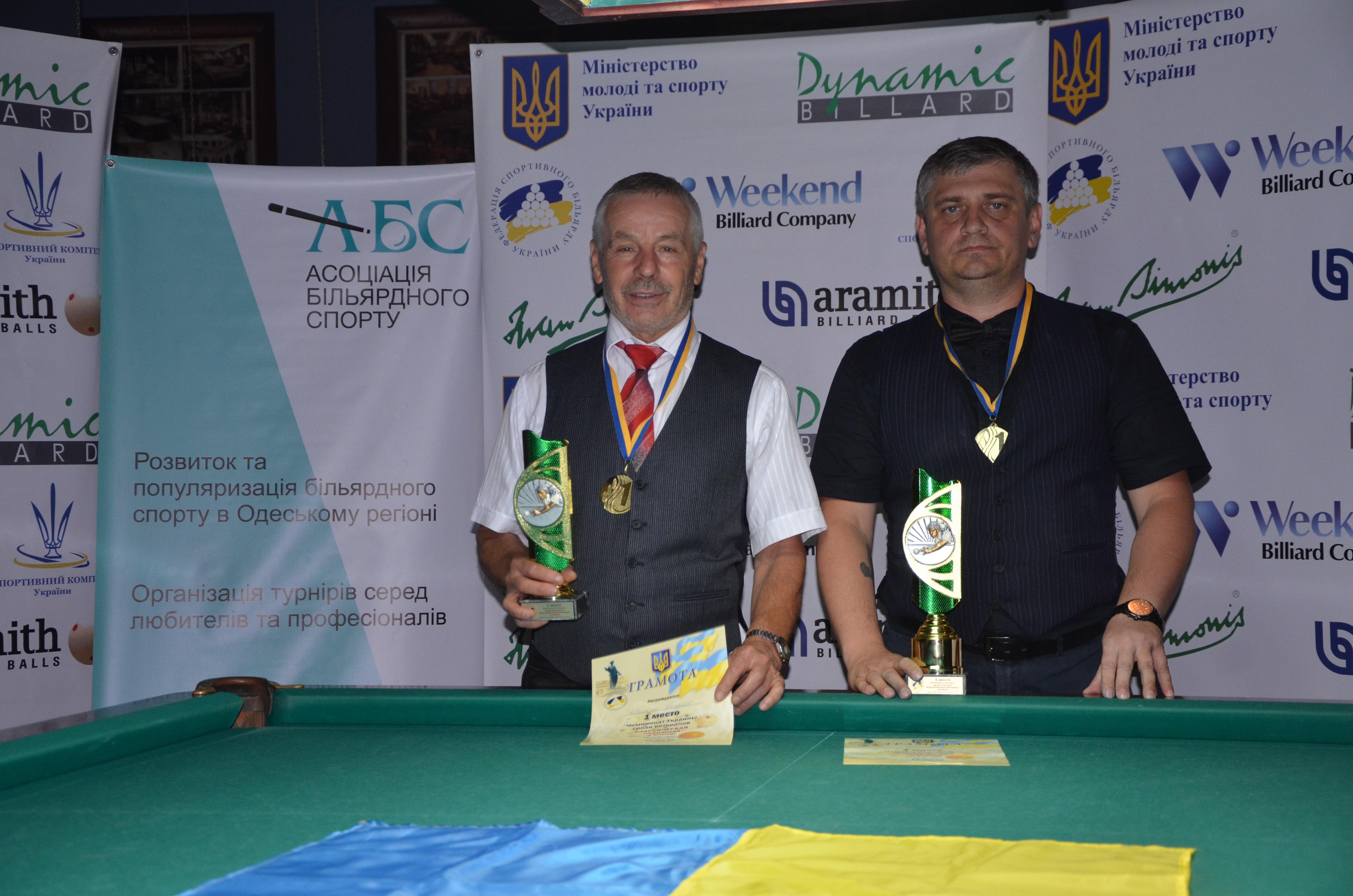 Чемпіонат України ветеранів по «шведке»
